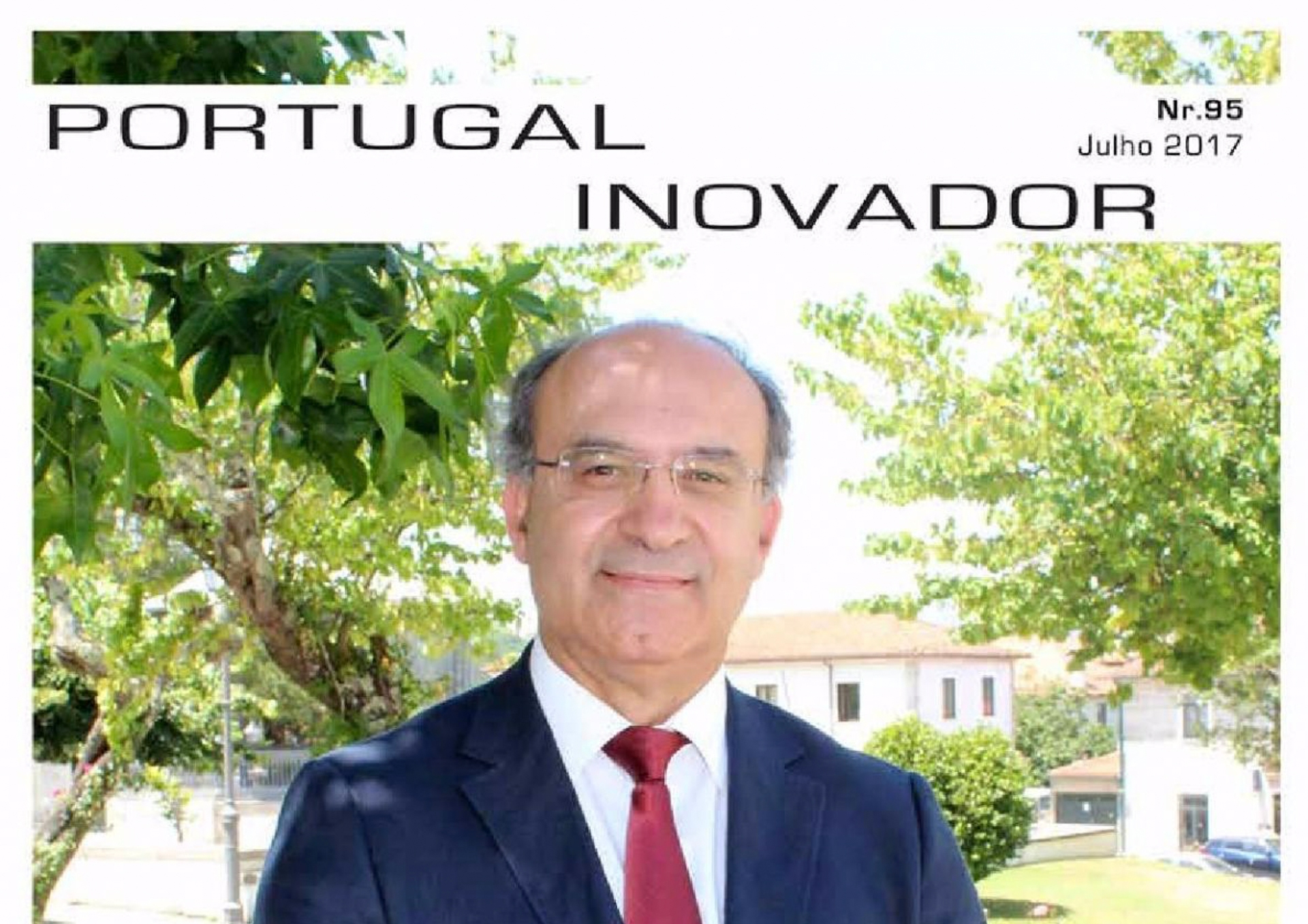 "Togofor Homes im Magazin ""Portugal Inovador"""