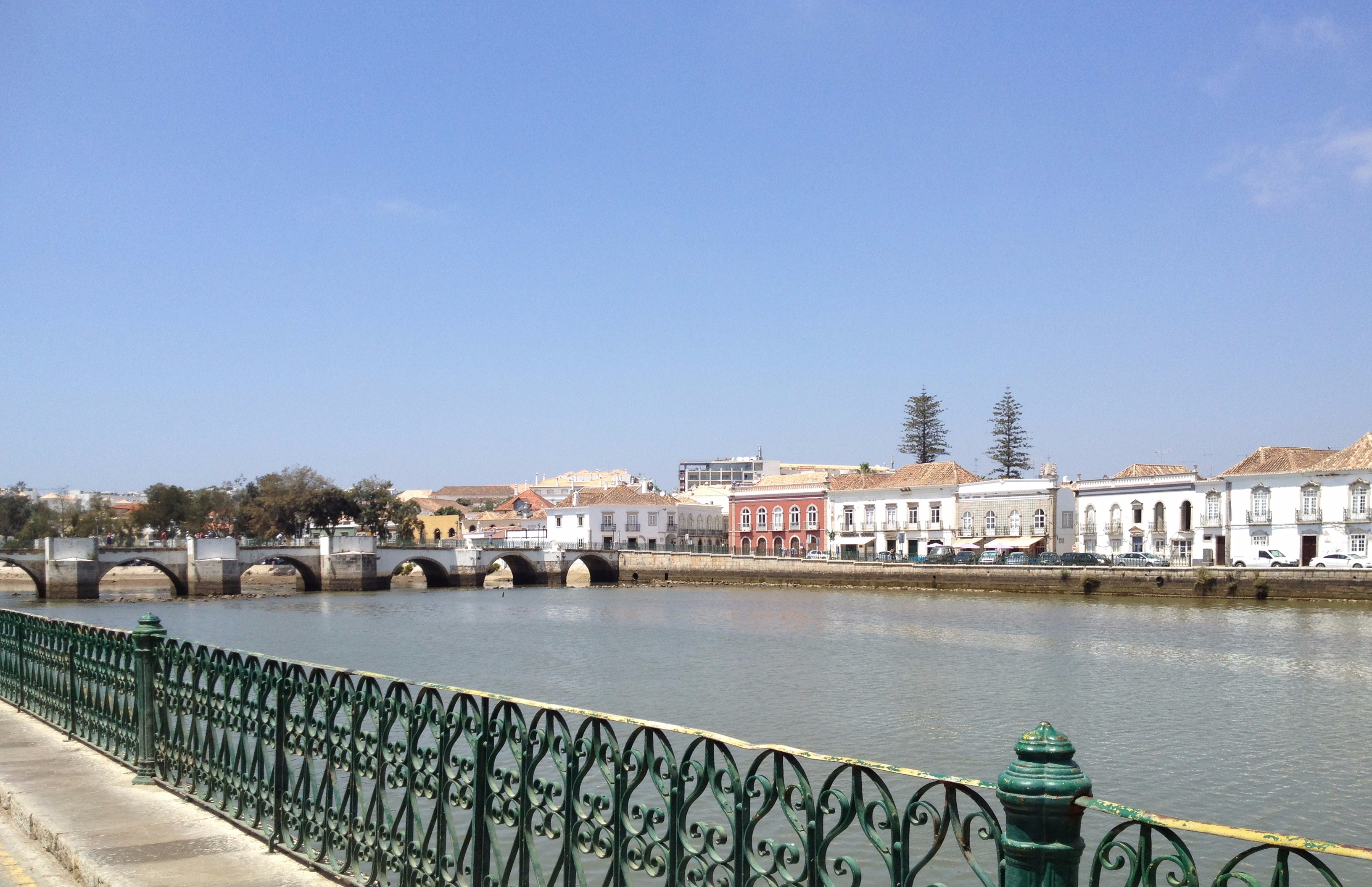 TAVIRA – An ancient Moorish town in the East Algarve with lots to offer