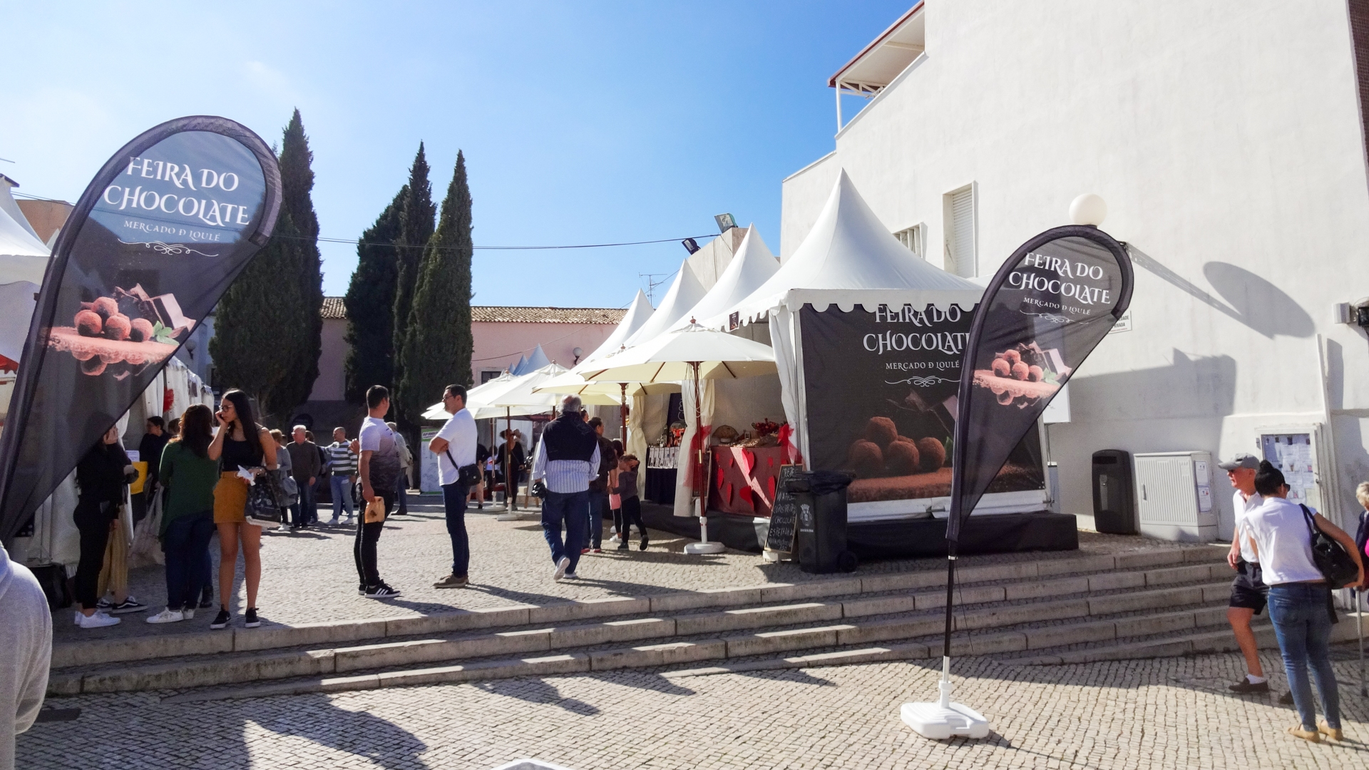 Loulé Chocolate Fair 2020