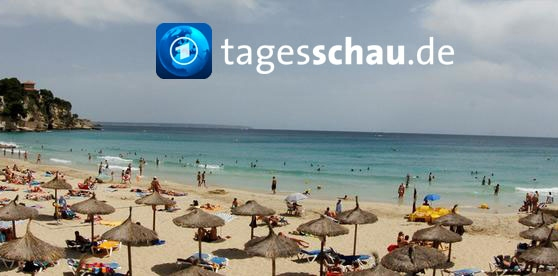 Tagesschau - Open borders - with restrictions