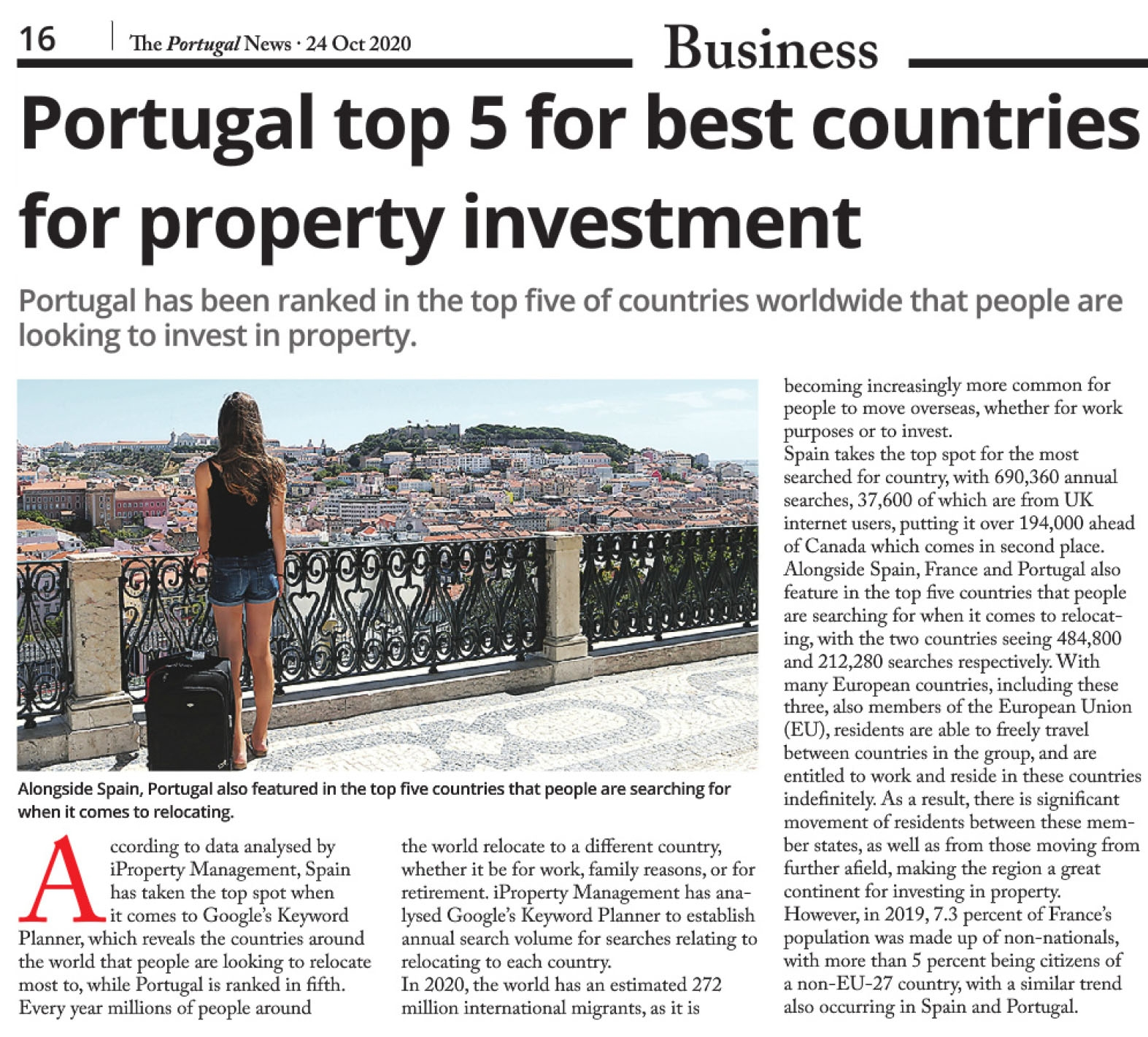 The Portugal News