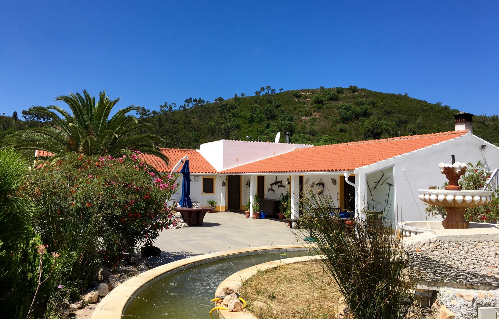 Idyllic country property on huge plot with annex, Aljezur, West Coast | S2120