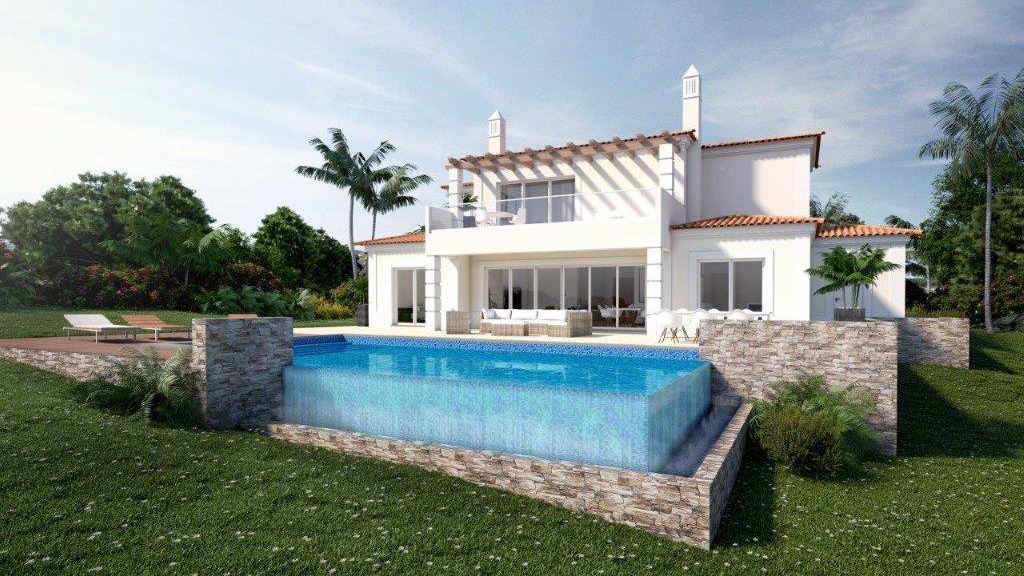Selection of Luxury 4 Bedroom Villas with Infinity Pool, Vale da Pinta, Pestana Golf Resort, West Algarve | PCG1078