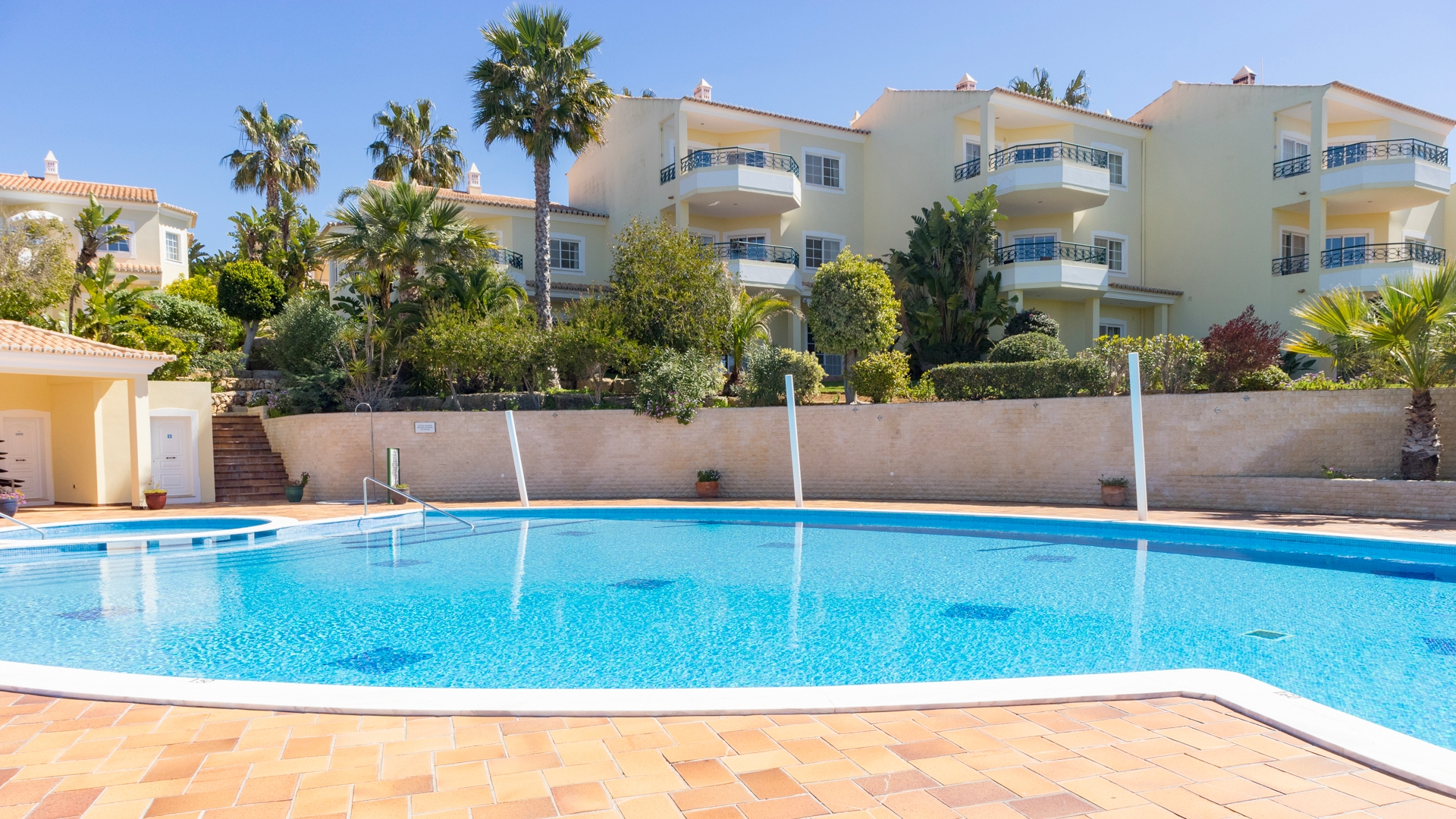 1 bedroom Apartment with sea views, between Ferragudo and Lagoa | VM1102