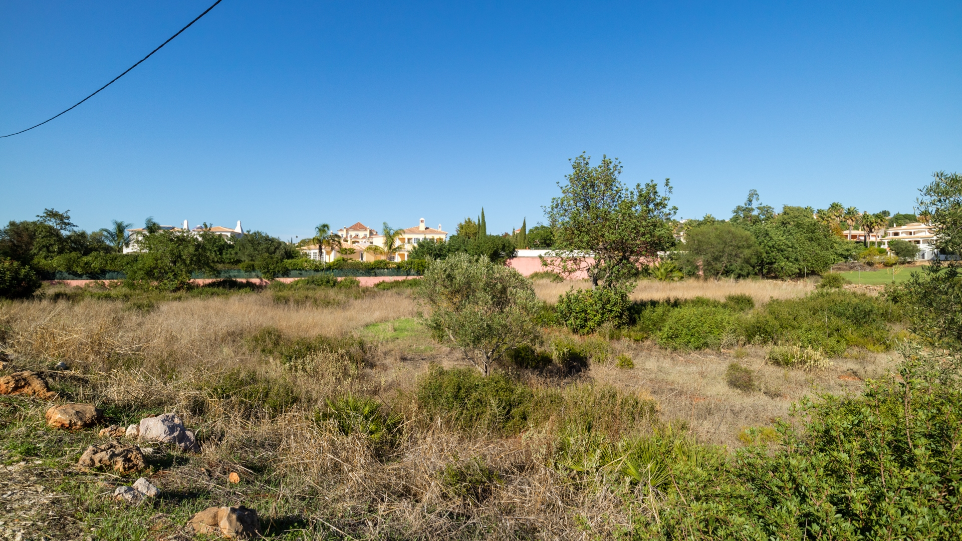 2 Plots with Building Permission in Golden Triangle, Almancil | VM1244 2 plots within the Golden Triangle at Vale Formoso, Almancil with building permission and countryside views.