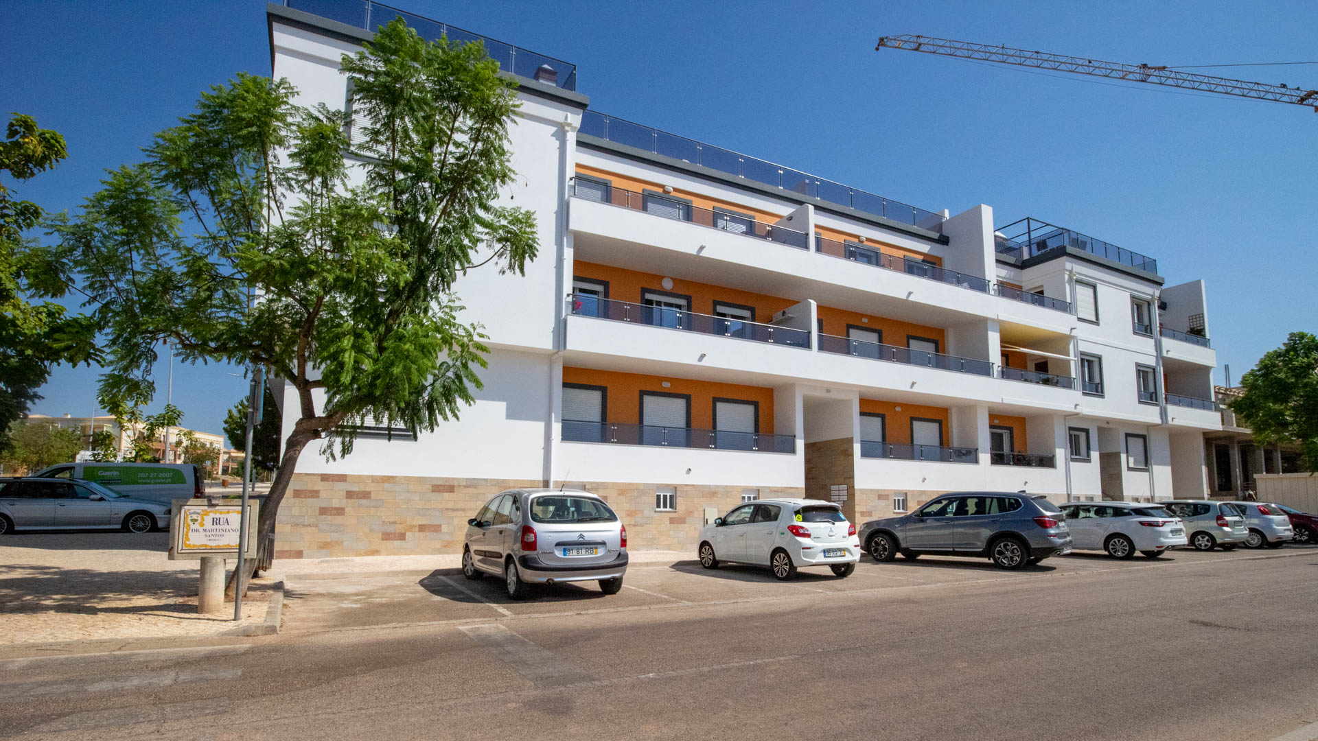 1 SZ Apartment mit Terrasse und Meerblick in Conceição de Tavira | TV1313