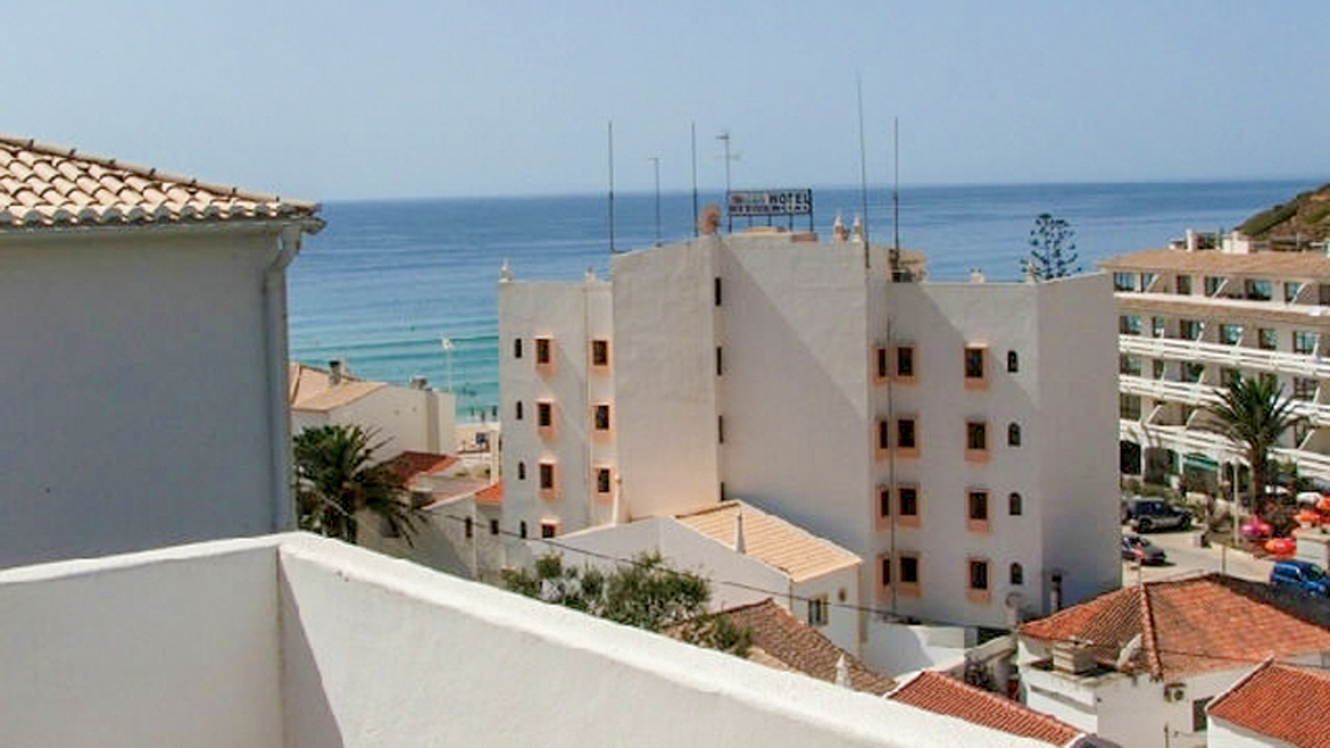 Converted villa divided into 3 apt with sea views & fantastic rental potential, Salema | S2270