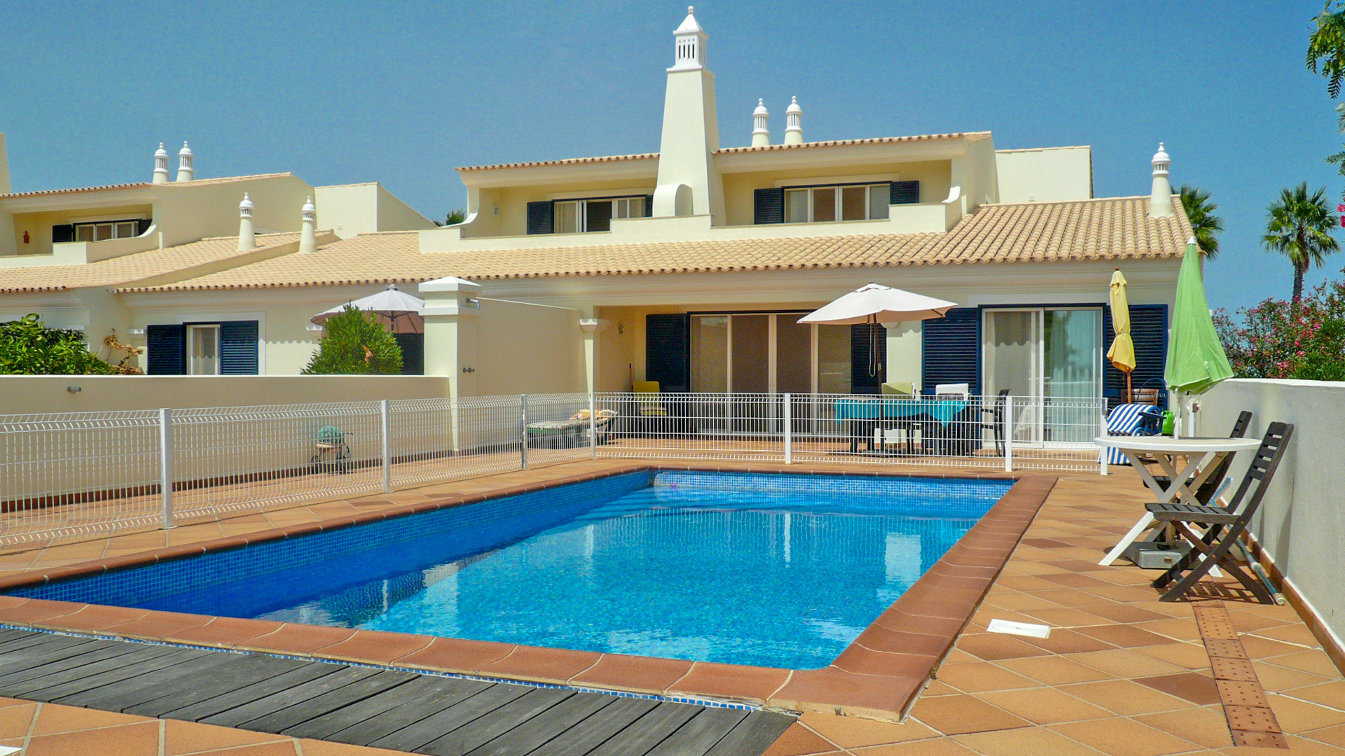 3 Bedroom Linked villa with pool and sea views on a golf course, Castro Marim | S1741