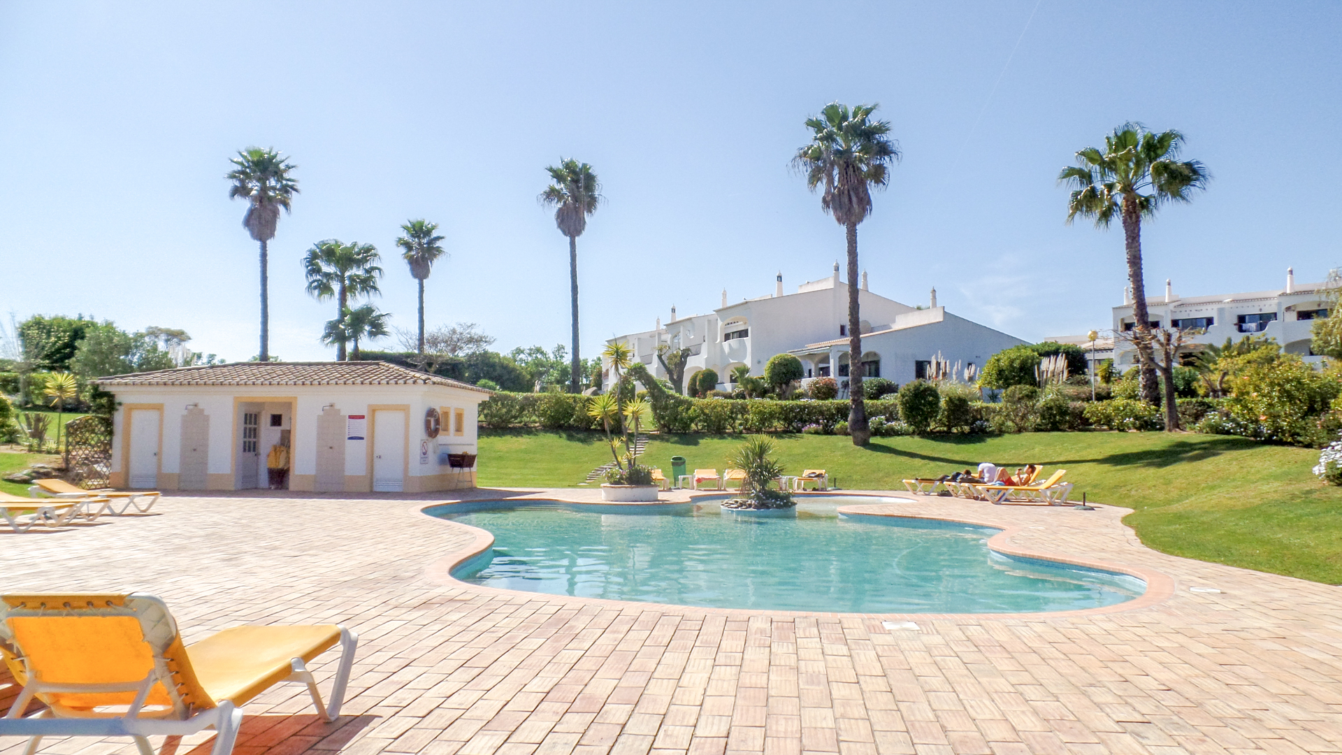 2 SZ Erdgeschossapartment, Alto Golf, Alvor, West Algarve | LG840