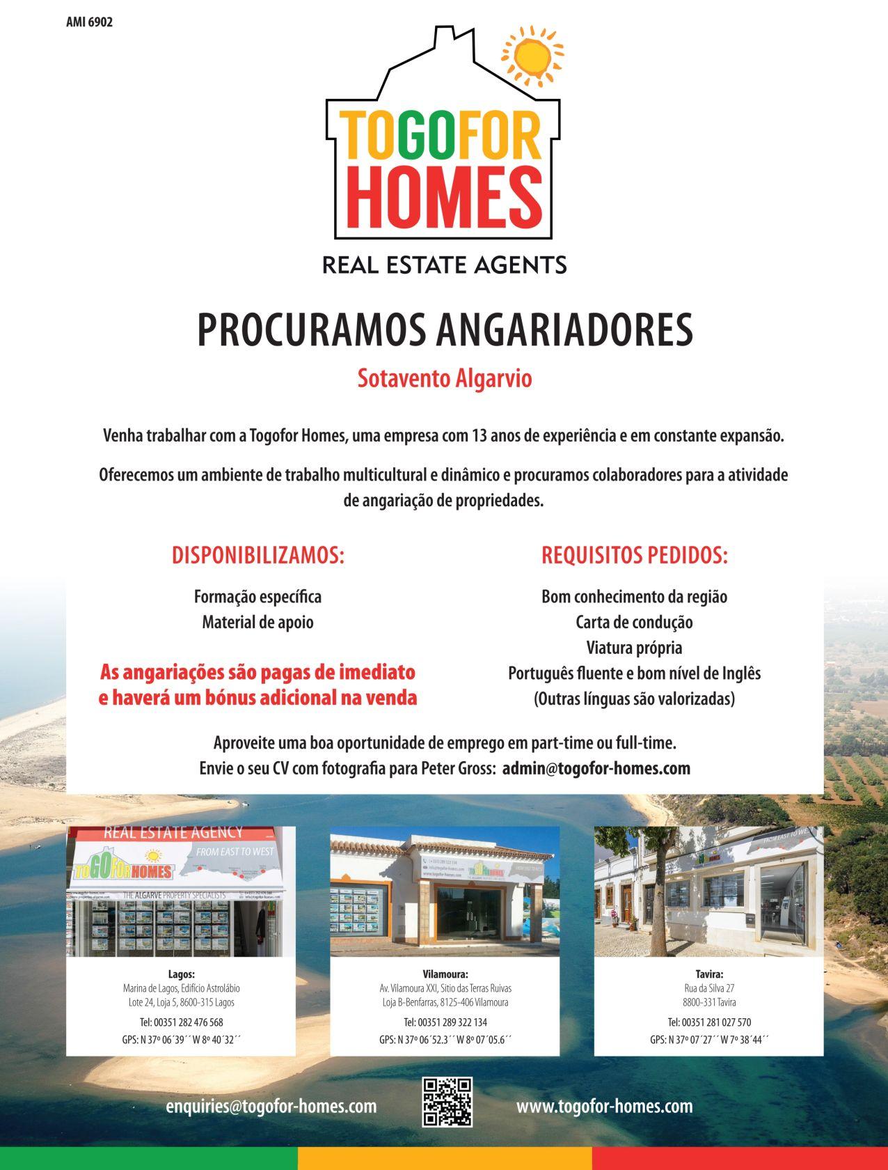 Togofor Homes -Wirsuchen ImmobilienLister