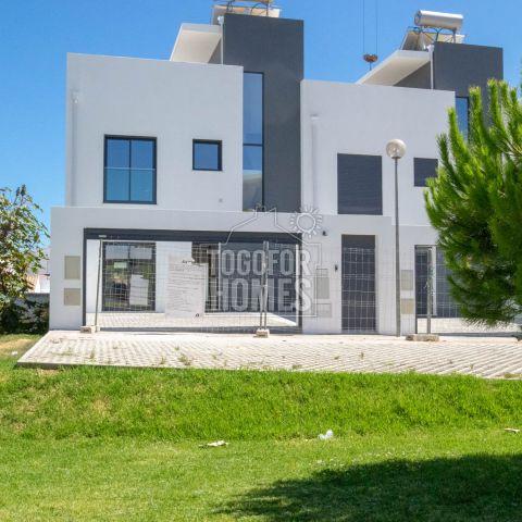 Sur Plan Villas De Luxe De 3 Chambres Sur Plan Avec Parking Privé Et Piscine à Santa Luzia Tavira
