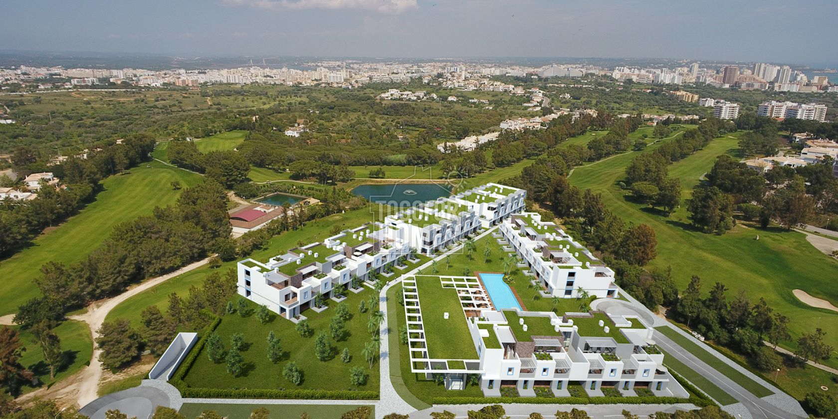 LG1233 - Off-plan 1 bedroom apartments in premier golf resort