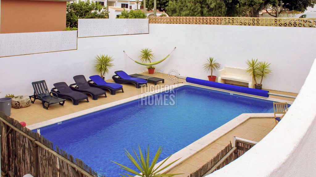 5 Sz Villa Hostel Mit Pool Und Dachterrasse Lagos West Algarve