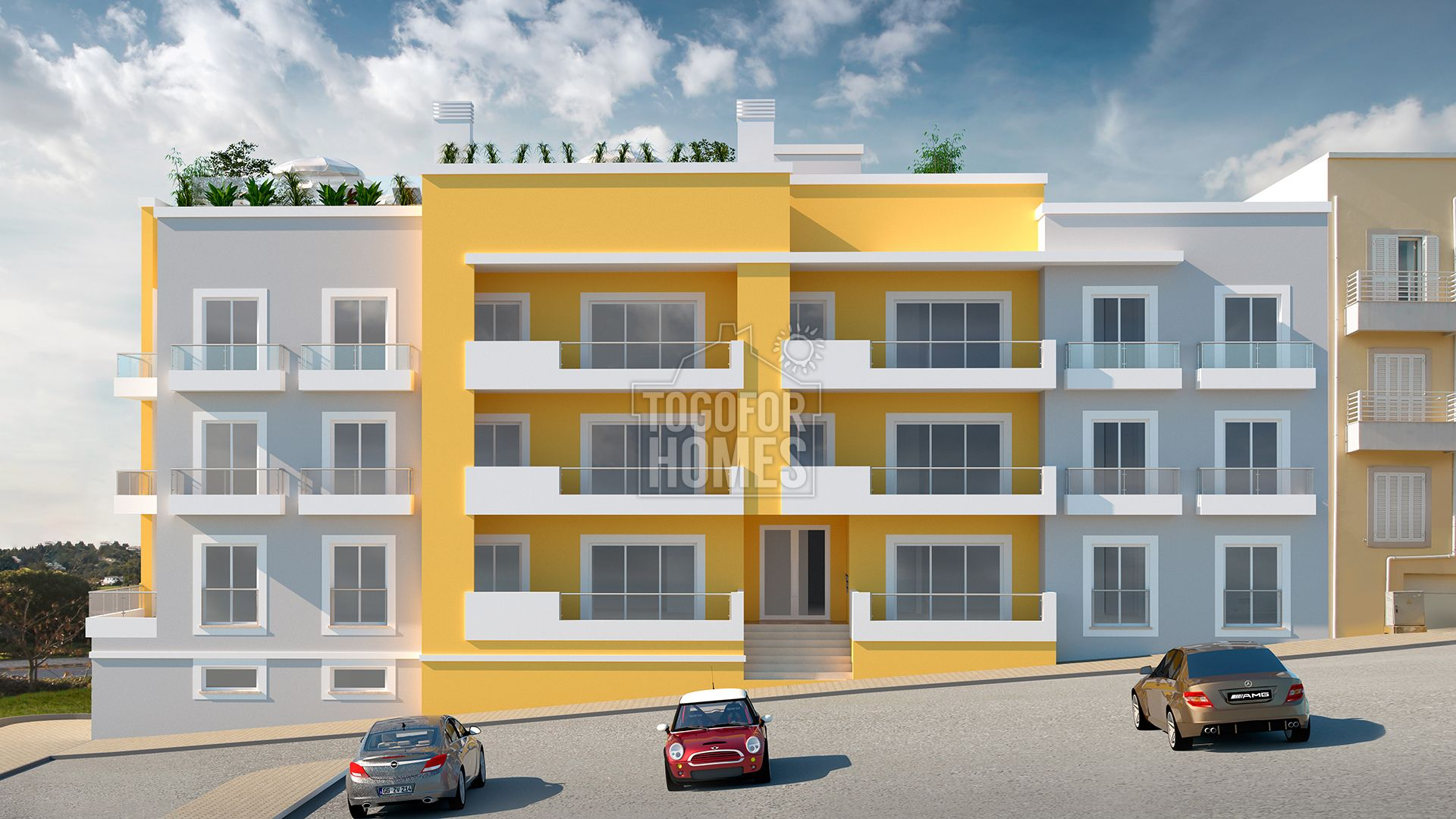 LG1252 - Two-bedroom off-plan apartments in Lagos with shared pool