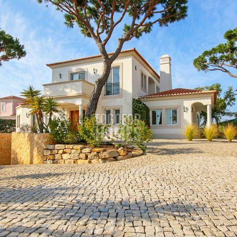 Villa 4 chambres de luxe avec piscine et vue sur le golf, Vila Sol,  Vilamoura