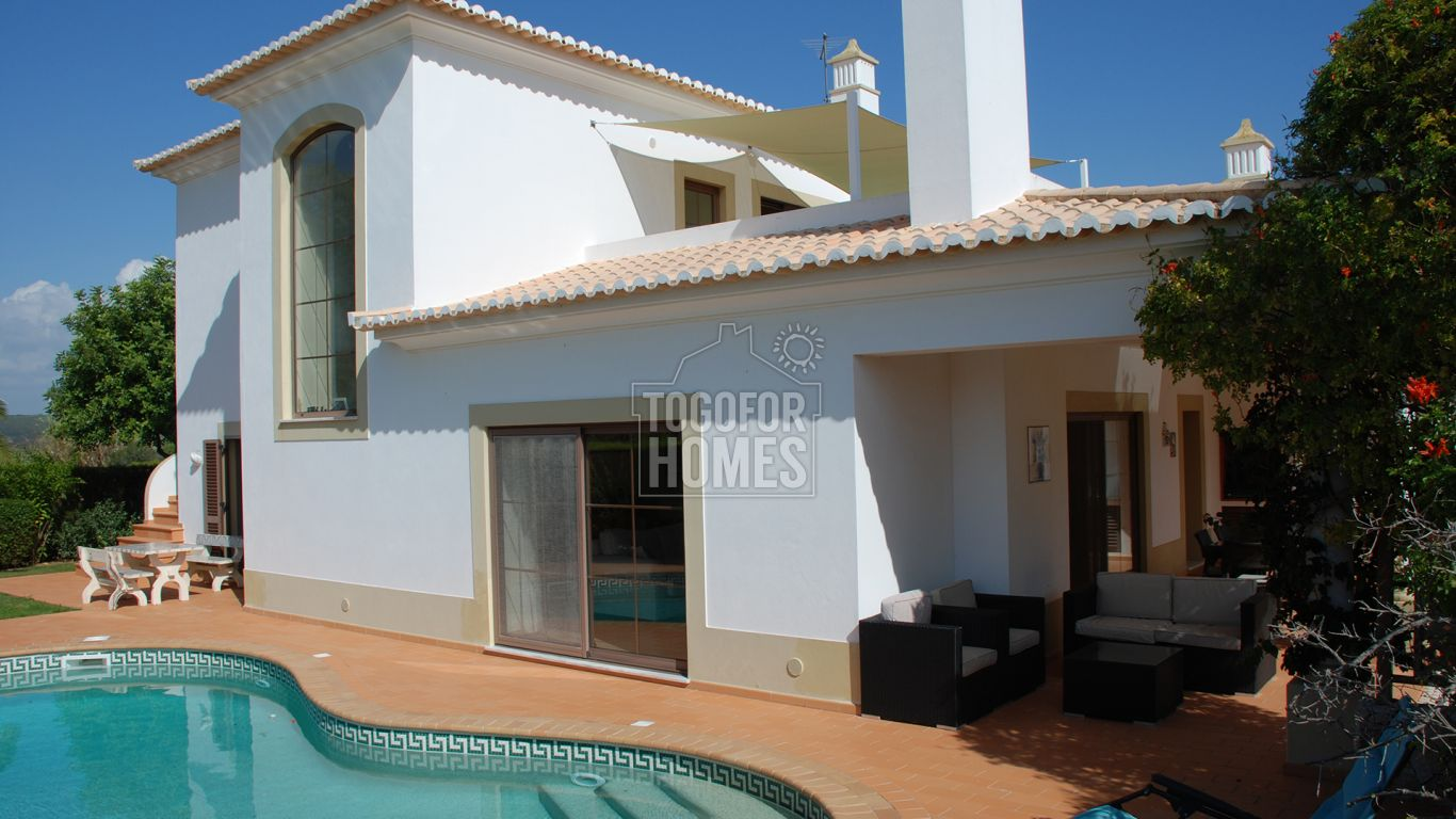 LG1272 - Charming 3 bedroom detached villa pool near Burgau, west Algarve