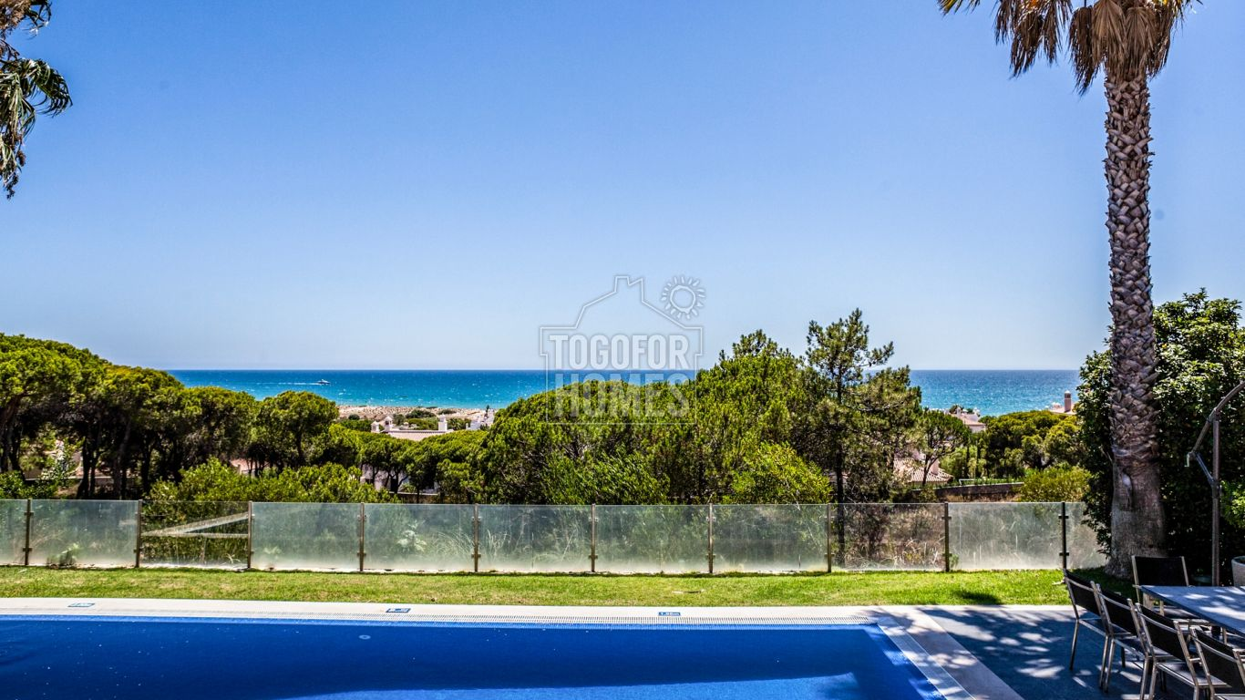 PRB012 - Majestic 5 Bedroom Villa, 400m from the beach, near Golf Courses, Vale do Lobo