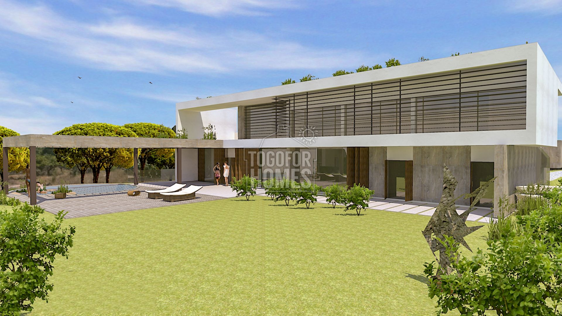 S5082 - Excellent Opportunity-11,820m² Plot with Building Permission Close to Quinta do Lago