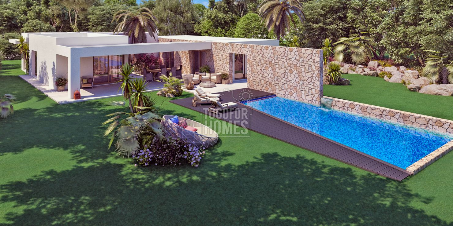 LG979 - Contemporary Golf Villa in Penina near Alvor